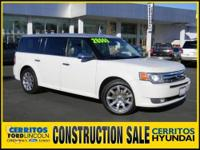 Rooooomy! Nice SUV! Clean Carfax and as low as 2.9% APR