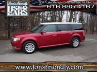Exterior Color: redfire clearcoat metallic, Body: SUV