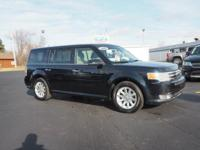 Options:  2009 Ford Flex Sel|Awd Sel Crossover 4Dr|2009