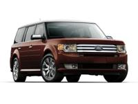2009 Ford Flex SEL, **4-MOTION/AWD**, **ACCIDENT FREE