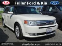 Options:  2009 Ford Flex Sel|A Great Deal In Chula