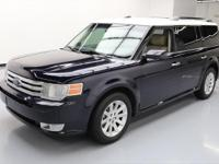This awesome 2009 Ford Flex comes loaded with the