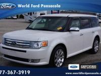 World Ford Pensacola presents this CARFAX 1 Owner 2009