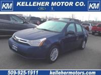 2009 Ford Focus SE 4dr sedan in the beautiful Vista
