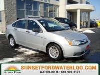 Focus SE, 4D Sedan, Duratec 2.0L I4 DOHC, 4-Speed