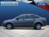 2009 FORD FOCUS 4dr Car SE. Our Location is: Bowden