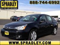 2009 Ford Focus 4dr Car SES Our Location is: Spradley