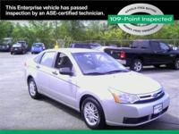 2009 Ford Focus 4dr Sdn SE Our Location is: Enterprise