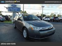 2009 Focus SE| auto| power package| clean inside and