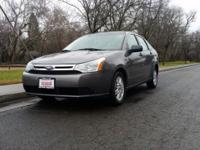 *** LOW MILES!!! *** This Focus is a local trade in and