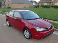 2009 Ford Focus SE - COUPE 2 DOORS RUNS GOOD - VERY