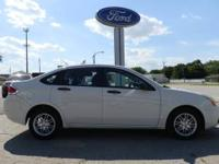 Certified Pre-Owned 2009 Ford Focus SE in perfect