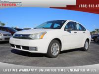 2009 Ford Focus SE, *** FLORIDA OWNED VEHICLE *** CLEAN