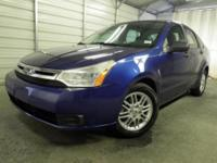 Exterior Color: blue, Body: Sedan 4dr Car, Engine: 2.0L