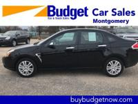 Recent Arrival! 2009 Ford Focus SEL Ebony Clearcoat