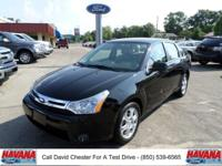 2009 Ford Focus SES Stock ID: 14-3005A Odometer: 49,457