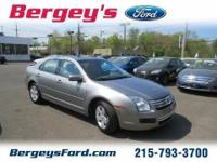 Local trade very low miles a2009 Ford Fusion SE Sedan