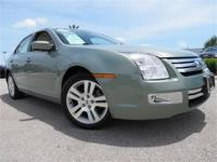 2009 Ford Fusion SEL !! Moss Green Metallic with Camel