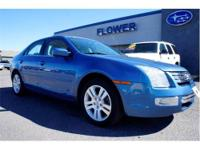 2009 Ford Fusion 4dr Car SEL Our Location is: Flower