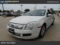 2009 Ford SE Fusion 4 cylinder offers excellent gas