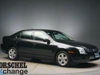Low miles!!Black 2009 Ford Fusion SECARFAX