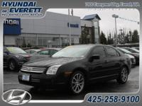 5-Speed Automatic with Overdrive. Hyundai of Everett