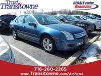 This sweet 2009 Ford Fusion SE I4 is just waiting to