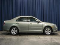 Clean Carfax One Owner Sedan with Steering Audio