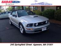 This 2009 Ford Mustang GT is offered exclusively by