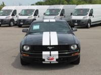Mustang V6 2D Coupe 4.0L V6 SOHC 5-Speed Automatic RWD