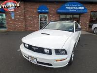 Low Mileage Mustang GT Premium Coupe! Stick, Leather,