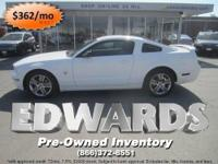 Check out our awesome CARFAX / ONE OWNER 2009 Mustang
