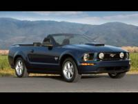 Pat Peck Nissan Mobile presents this 2009 FORD MUSTANG