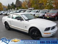 Exterior Color: white, Body: Coupe, Engine: 4.0L V6 12V