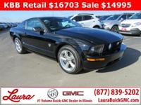 1-Owner New Vehicle Trade! GT 4.6 V8 RWD. 5-Speed