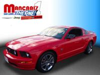 Exterior Color: torch red clearcoat, Body: 2 Dr Coupe,