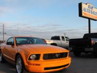 2009 Ford Mustang Premium 45th Anniversary Edition 4.0