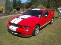 2009 Ford Mustang Shelby, fully loaded. NADA BOOK for