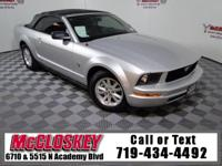 Stylish Convertible Mustang ready for the summer! 45th