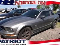 Options:  2009 Ford Mustang V6|Call Us Now! Switch To