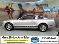 2009 Ford Mustang CARS HAVE A 150 POINT INSP, OIL