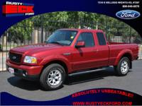 Look at our 2009 Ford Ranger Sport! Consumers like you