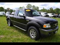 Stock #A8371. CERTIFIED PRE-OWNED 2009 Ford Ranger FX4