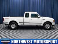 Clean Carfax Truck with Towing Package!  Options:  Rear