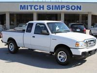This is a very nice looking 2009 Ford Ranger SuperCab