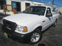 2009 Ford Ranger XL, Regular Cab, 4-Cylinder work