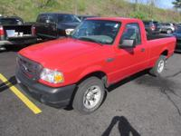 Recent Arrival! 2009 Ford Ranger XL CARFAX One-Owner.