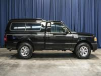 Clean Carfax Two Owner Truck with Canopy!  Options: