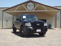 Options Included: BlackThis 2009 Ford Ranger XL Regular