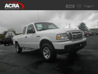Used 2009 Ford Ranger, key features include:  Keyless